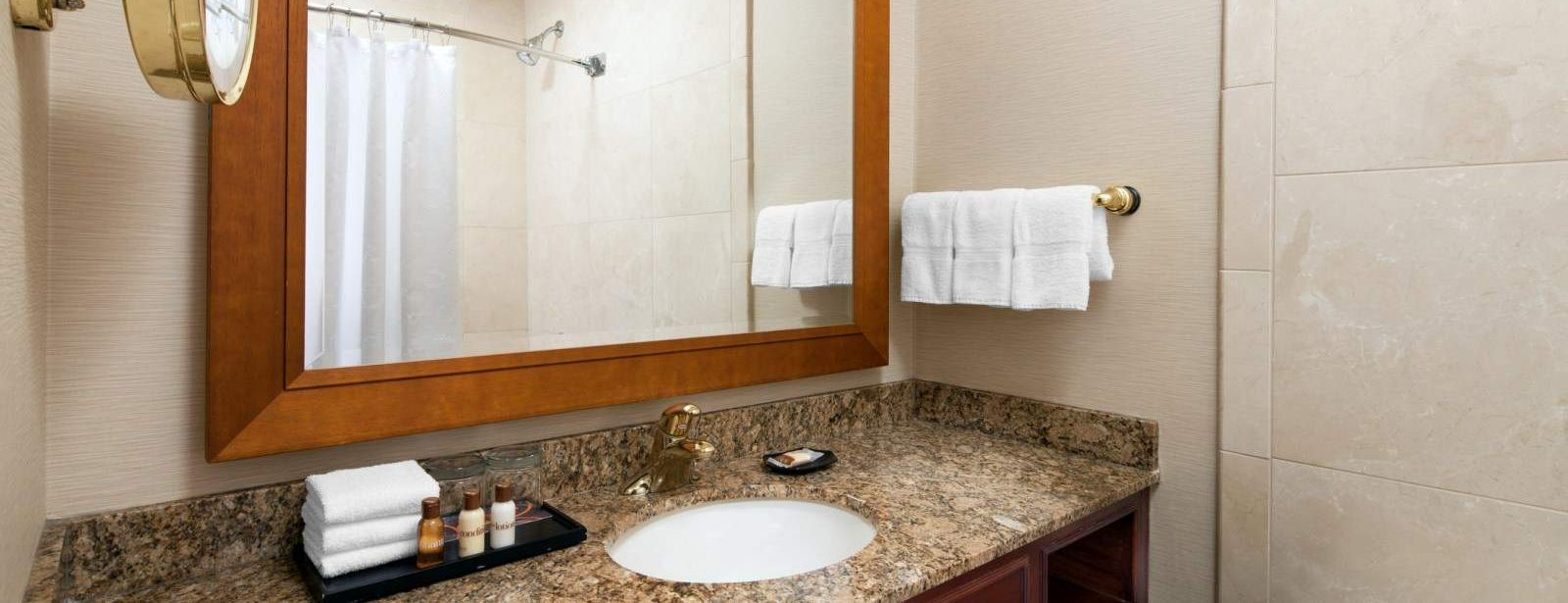 Traditional Room Bathroom Vanity - Sheraton La Jolla
